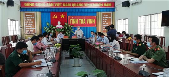 Chỉ thị Chủ tịch Ủy ban nhân dân tỉnh Trà Vinh về việc thực hiện các biện pháp cấp bách phòng, chống dịch Covid-19 trên địa bàn tỉnh Trà Vinh