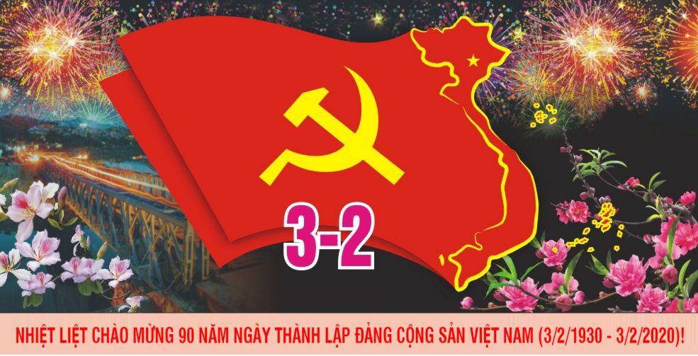 Hướng dẫn tuyên truyền kỷ niệm 90 năm Ngày thành lập Đảng Cộng sản Việt Nam (3/2/1930 - 3/2/2020) và mừng Xuân Canh Tý của Ban Tuyên giáo Tỉnh ủy Trà Vinh
