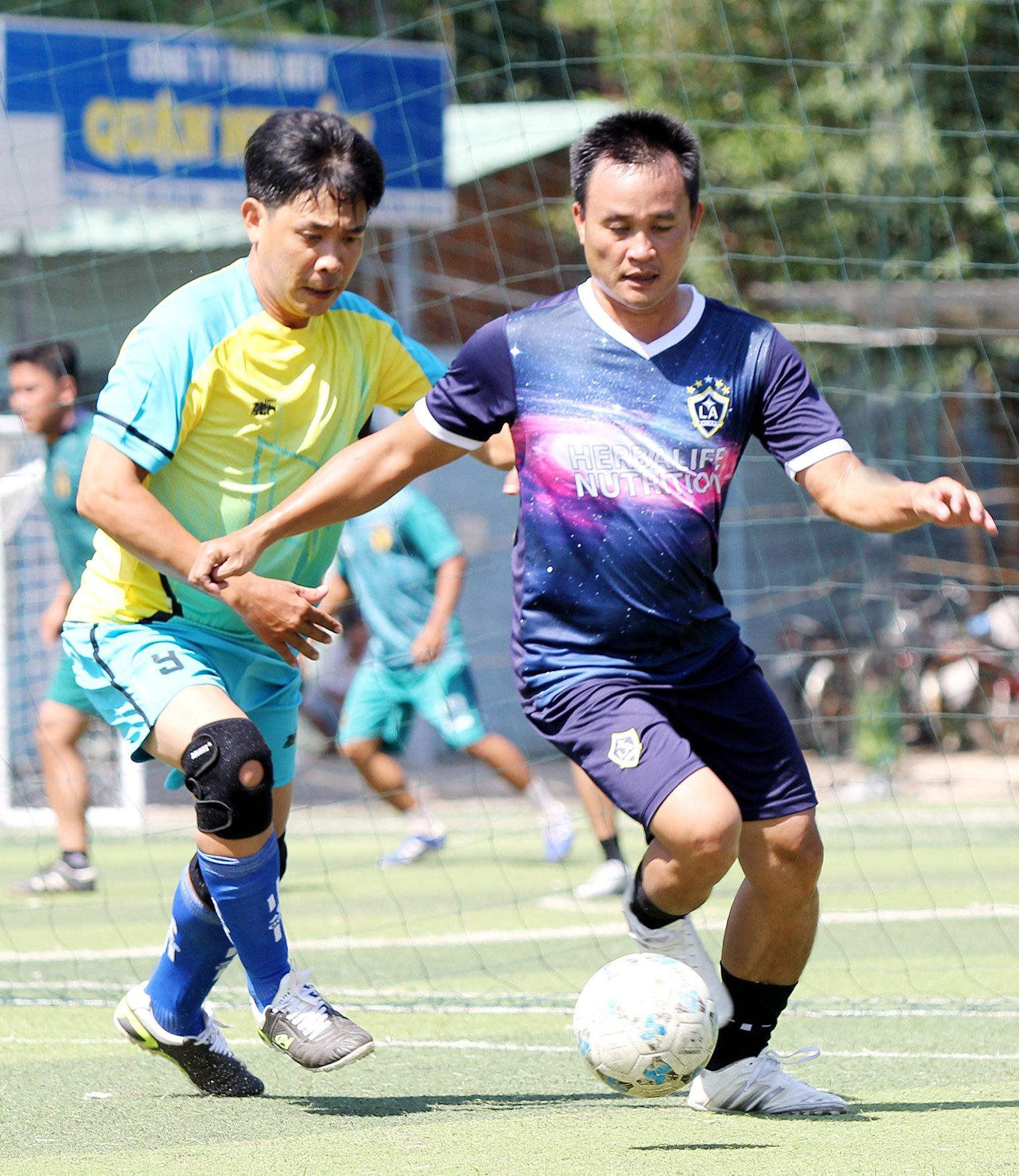 Giải bóng đá Công đoàn Ngành giáo dục lần 1 - năm 2021