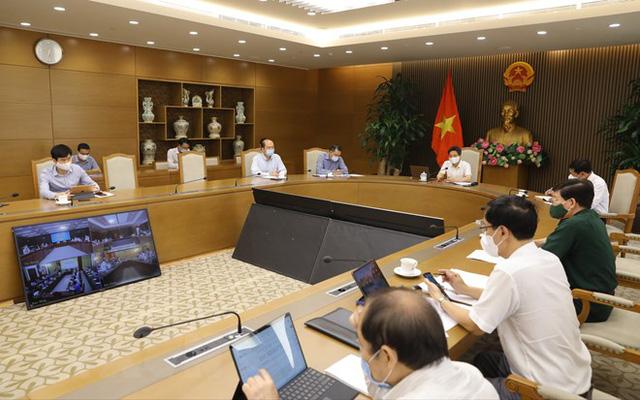 Phó Thủ tướng: Phải chuẩn bị sẵn sàng các khu cách ly tập trung, đồng thời tránh tình trạng cực đoan (Thứ tư, 12/05/2021 15:19)