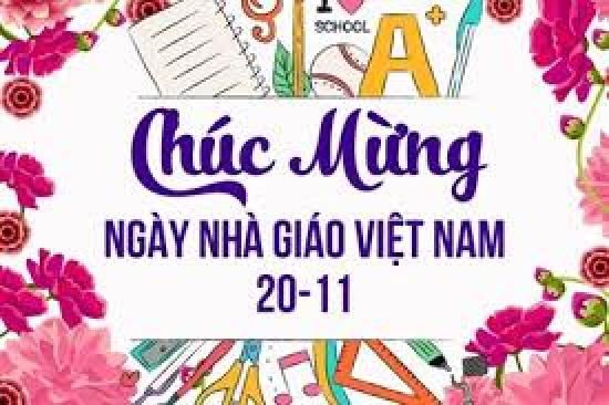 Thư chúc mừng ngày Nhà giáo Việt Nam 20/11/2020 của Tỉnh Ủy- Hội đồng Nhân dân- Ủy Ban nhân dân- Ủy ban Mặt trận Tổ quốc Việt Nam tỉnh Trà Vinh