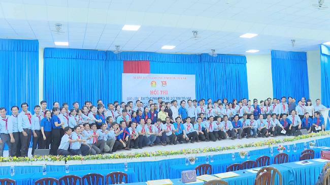 Tổng kết và khen thưởng Hội thi giáo viên làm tổng phụ trách Đội giỏi tỉnh Trà Vinh năm học 2020-2021, niên hạn 2021-2024